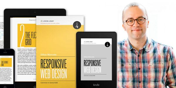 Ethan Marcotte, Father of Responsive Design (BOOK)