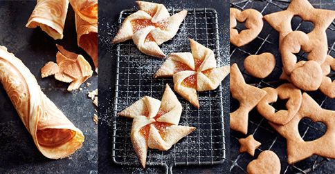 Here are 5 traditional Scandinavian cookie recipes from Norway, Sweden, Finland, Denmark, & Iceland!