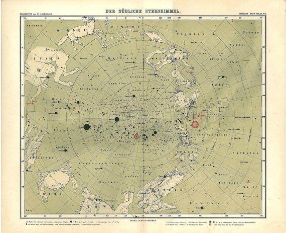 Best Celestial The Night Sky Star Maps Images On Pinterest - Us stargazing map
