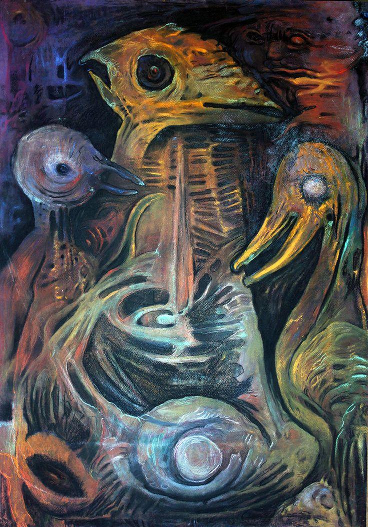 Great Trinity by PeterZigga.deviantart.com on @DeviantArt