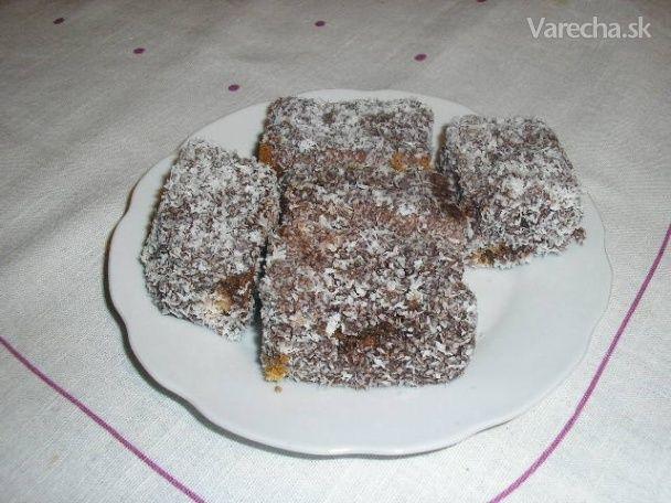 Bezlepkové kokosové ježe - Recept