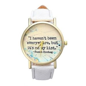 QUOTE WATCH GREY
