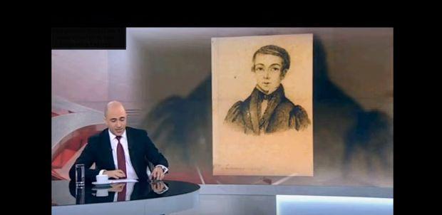 ΑΙΣΧΟΣ από δηλώσεις Μπογδάνου στον ΣΚΑΙ: Ο Διον.Σολωμός ήταν εβραίος γκέι και αλκολικός!!! (video)