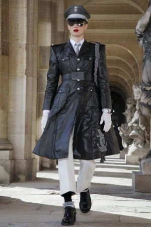 Thom Browne Spring Summer Menswear 2014 Paris