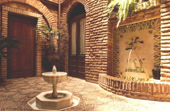 1000 images about spanish style gardens and patios on for Spanish style fountains for sale
