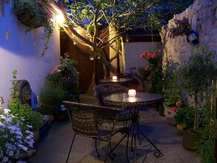 Image Detail for - Romantic Mediterranean garden