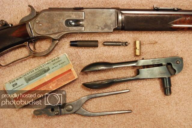 Got An Original Winchester 1876 Share Pics Winchester Rifles Historical Guns Guns