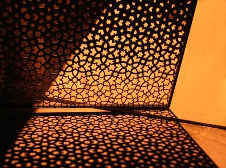 Casa Puglia Peter Pichler Islamic Screens Italian