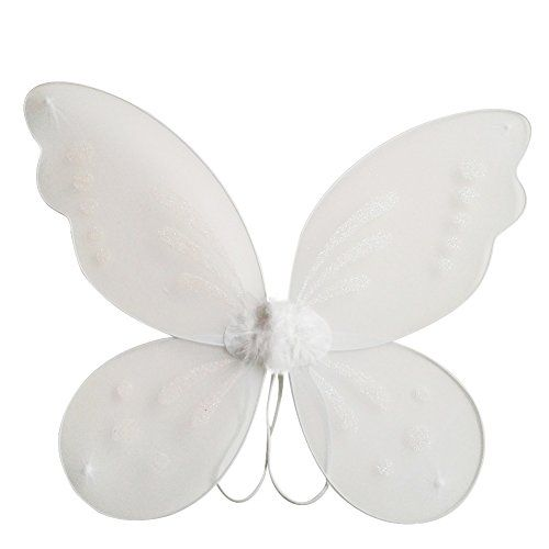 BOBORA Fairy Princess Butterfly Costume Dress-up Wings Halloween Costume