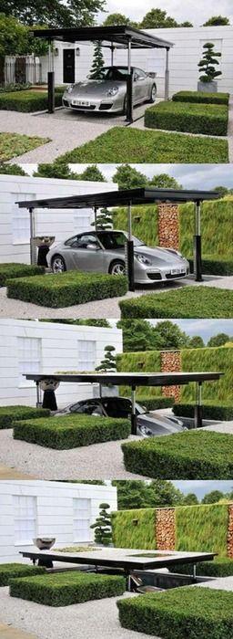 Vous n'avez pas de garage, nous avons la solution... www.mecaparking.com