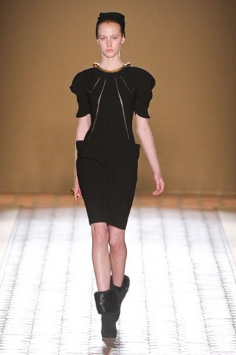 Défilé Christophe Josse haute couture, les photos : FULL LENGTH haute couture CHRISTOPHE JOSSE RF12 7747