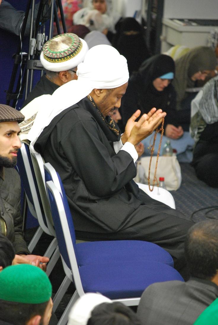 Shaykh Ahmed Babikir at Friend's House