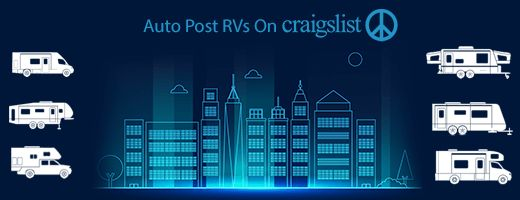 Can RV Dealers Auto Post RVs on Craigslist? Visit our website to read more.