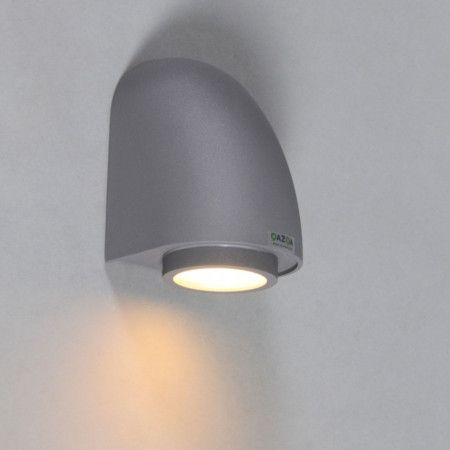 Sorgt Für Ein Schönes Streiflicht An Der Wand. #Wandleuchte #Lampe #Leuchte  #Innenbeleuchtung #Diele #einrichten #wohnen
