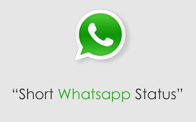 Short Status for Whatsapp