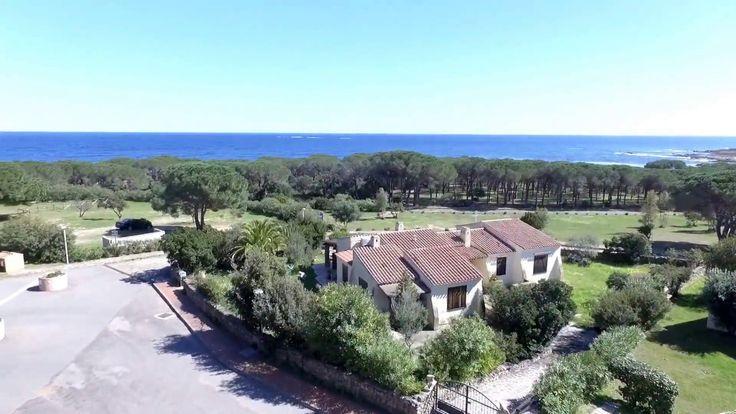 Orizzonte Casa Sardegna - Villa a Baia Sant'Anna Budoni - YouTube