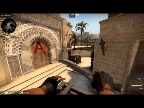 Climbing & Camping Spots | Counter-Strike: Global Offensive