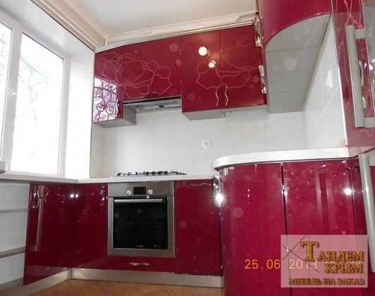 Кухонная мебель на заказ фото 100