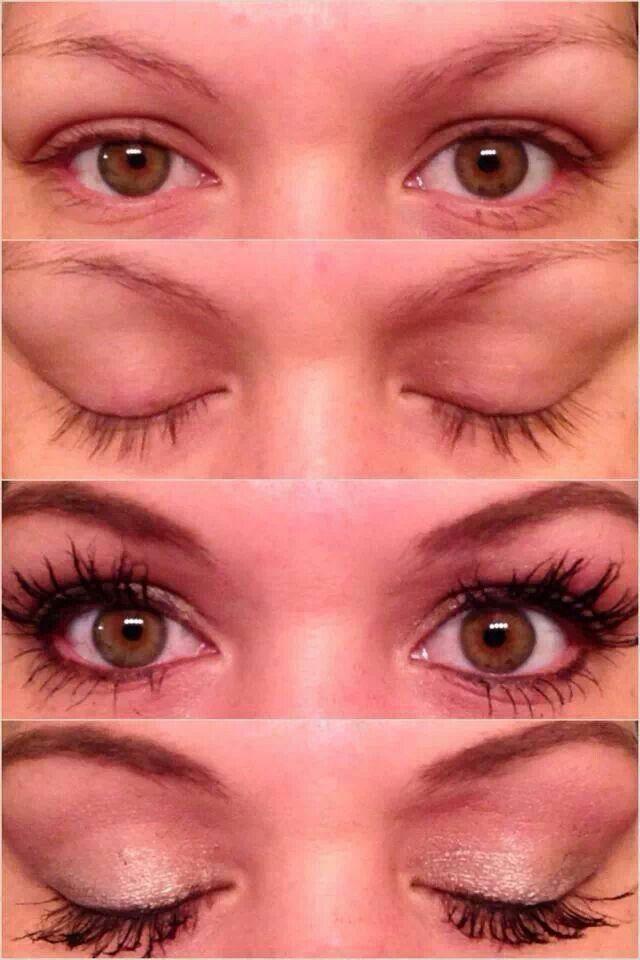 Get fab lashes with 3d fiber mascara!