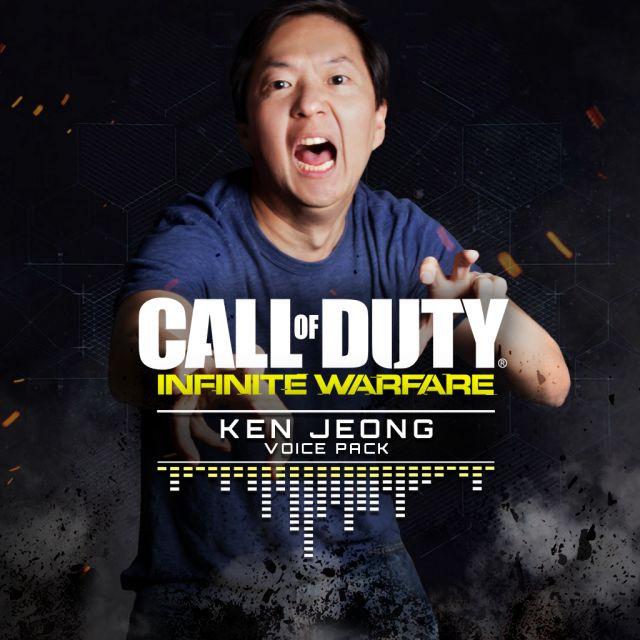 Ken Jeong on His Call Of Duty @CallofDuty  #CODWWII #COD #Infinite Warfare Voice Pack! #NewMovies #infinite #jeong #voice #warfare
