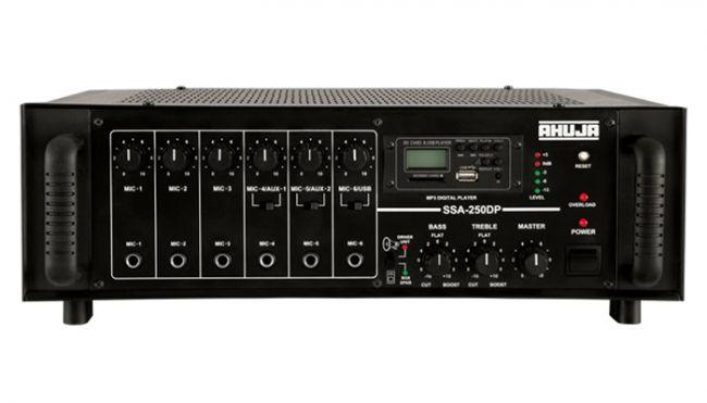 Ahuja SSA 250DP Power Amplifier.