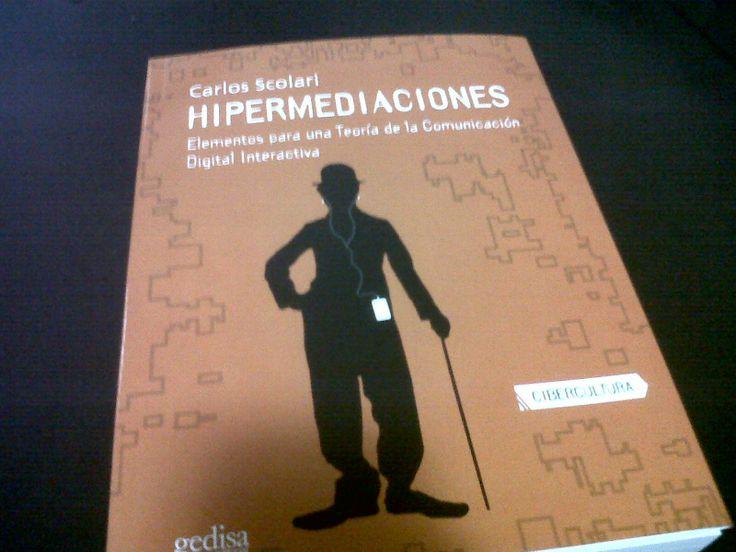 Leyendo Hipermediaciones de Carlos Scolari. Presente este año en #CIRP2014 cc @Consejo RRPP