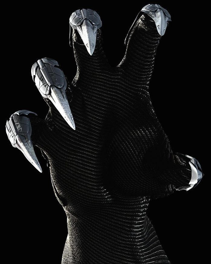 More high-res Black Panther from EW's 'Captain America: Civil War' issue! Here's a closer look at those vibranium claws! What do you think? (Full image at wearewakanda.com!) #WeAreWakanda #blackpanther #captainamerica #ironman #spiderman #CivilWar #CaptainAmericaCivilWar #marvel #comics #movies #art #fanart #poster #mcu #wakanda #afrofuturism #blerd #tchalla #steverogers #tonystark #peterparker