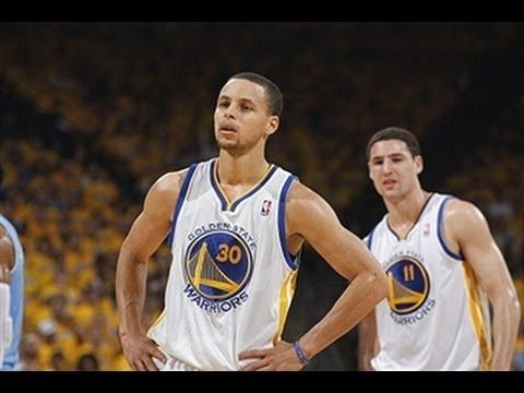 11.3.13 | Stephen Curry and Klay Thompson Shoot Past the Kings