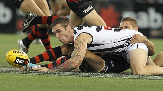 Dane Swan is a midfielder for the Collingwood Magpies of the Australian Football League. He once won the AFL Players Association Most Valuab...
