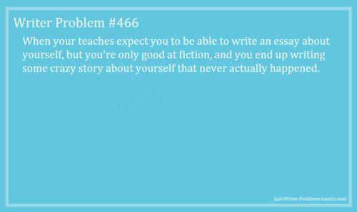 narrative essays on life