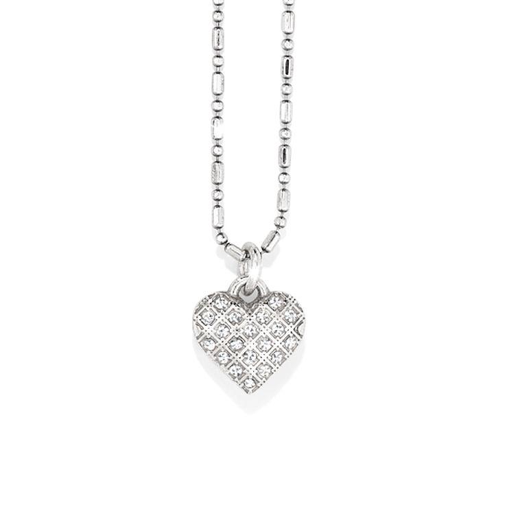 669 best brighton images on pinterest brighton jewelry jewelry brighton diamond heart necklace mozeypictures Images