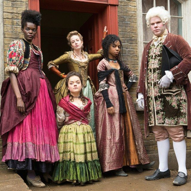 Harlots Is The Best Show You Re Not Watching 18th Century Costume Period Drama Costumes 18th Century Fashion