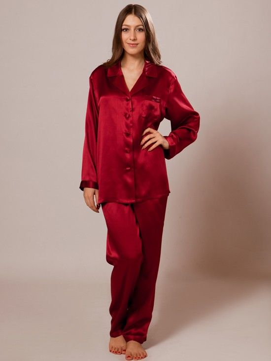 25  best ideas about Silk pajamas for women on Pinterest | Silk ...