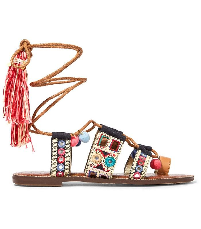 16 Sandals That Are Basically a Party on Your Feet via @WhoWhatWear