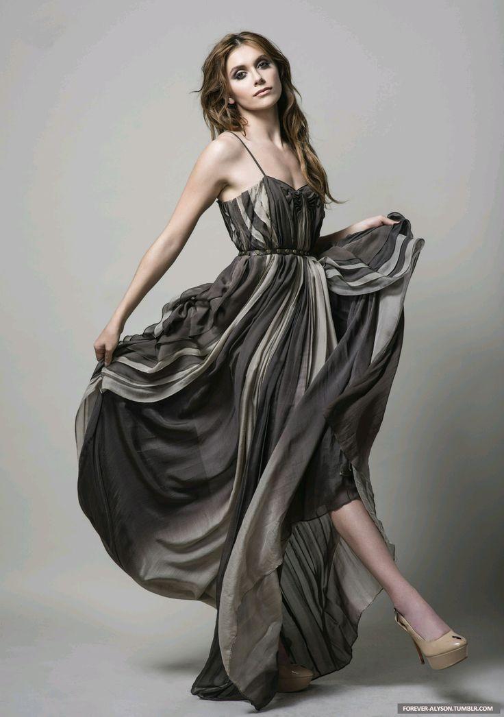 Alyson Stoner's photoshoot for Cliche Magazine's...   Forever-Alyson