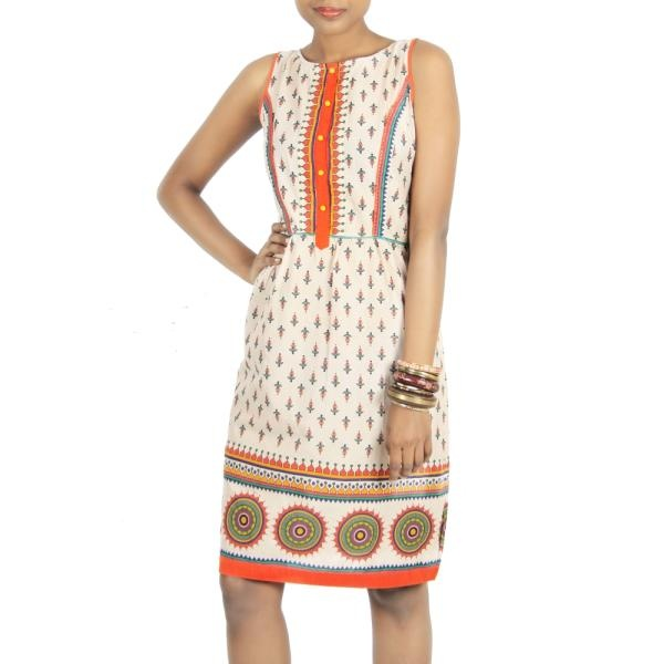 Global Desi Ladies Dress