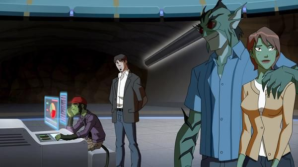 Young Justice  | Young Justice: Invasion Season 2 Episode 4 Salvage images, pictures