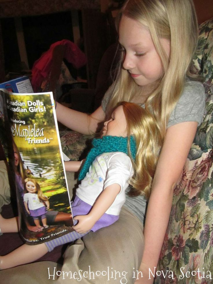 Canadian Dolls for Canadian Girls: Maplelea Friends