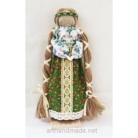"Folk doll ""Lada"". Author Natalia Ledina - arthandmade.net/... Doll, folk, folk doll, amulet, mascot, talisman, textile doll, handmade doll, gift, original gift, handmade, craft, interior, collection, Gallery Magical World, кукла, народная кукла, оберег, амулет, талисман, текстильная кукла, кукла ручной работы, подарок, оригинальный подарок, ручная работа, коллекция, интерьер, Галерея Волшебный мир"
