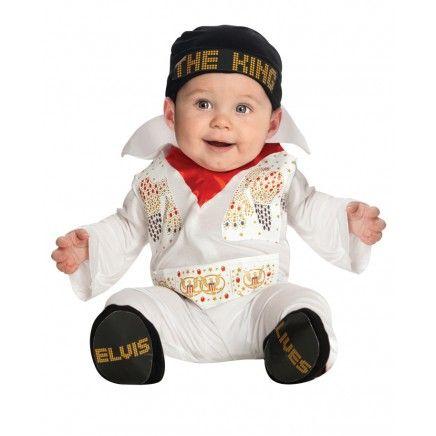 Elvis Kostüm für Babys