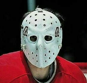 Fear this other Ice Hockey teams  , Jason can take touch this ! New Jersey Devil's Ice Hockey Goalie !