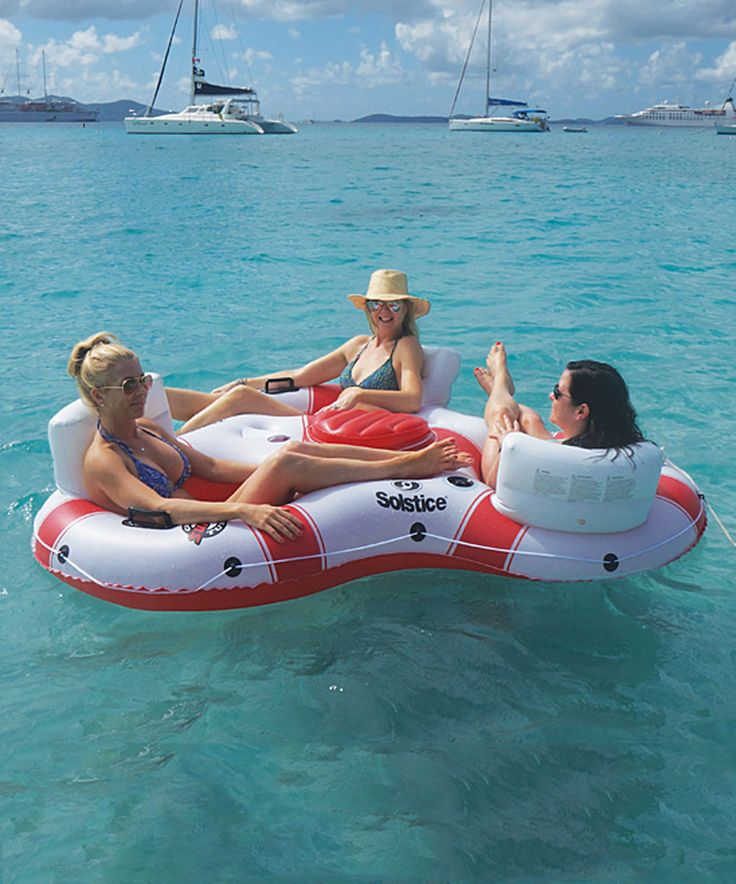 Take a look at this Three-Person River Tube today!