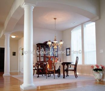 7 Best Decorative Interior Wood Columns Images On