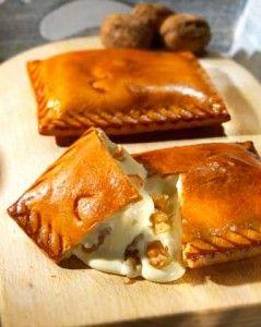 Empanada con Queso y Nueces - Mujeres Reales... Soy real y me gusta