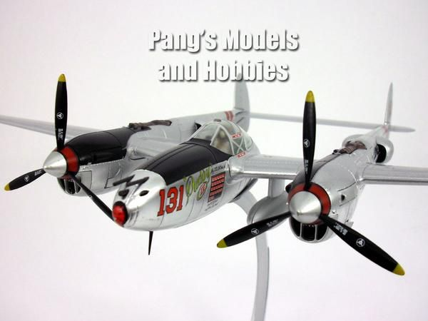 Lockheed P-38 Lightning 1/48 Scale Diecast Metal Model by