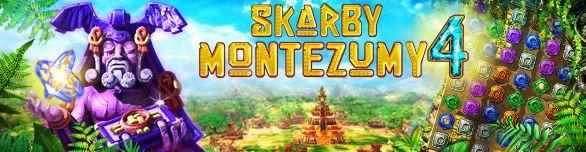 Skarby Montezumy 4 #gra #gry
