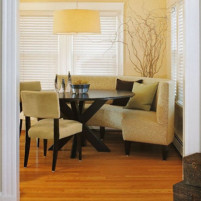 Booth Dining Set   Google Search