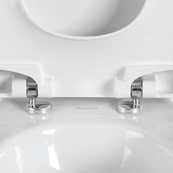 Pressalit Delight WC-Sitz B: 35 L: 41-44,6 cm mit Absenkautomatik & abnehmbar
