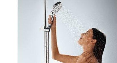 Cold Shower Vs. Hot Shower