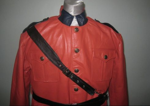 RCMP Royal Canadain Mount Police Jacket